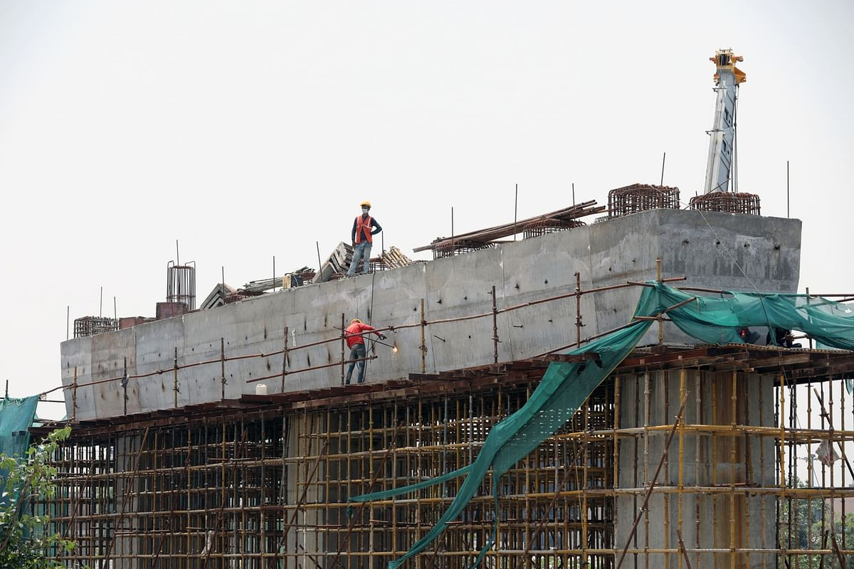 India Q4 GDP: Growth Falls To 3.1% As Covid Pain Begins