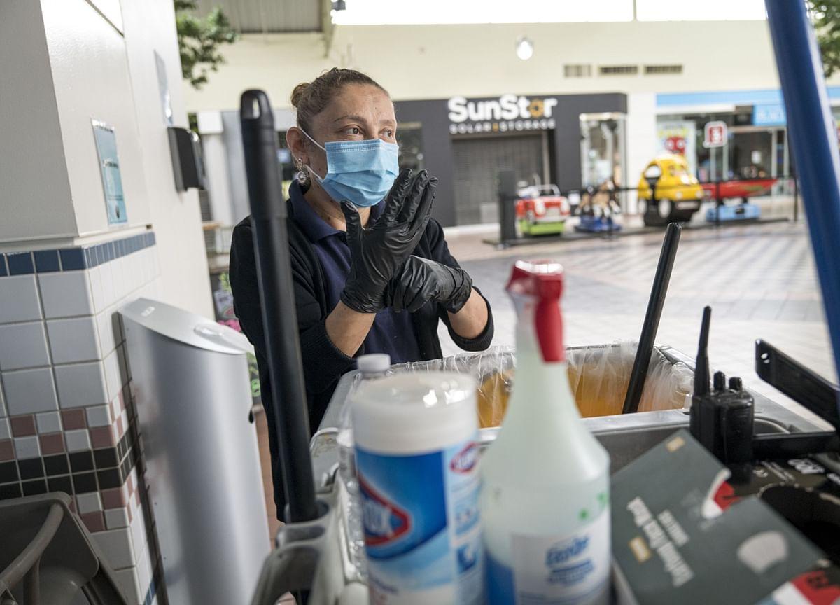 Texas Cases Jump; AMA Warns on Antibody Tests: Virus Update