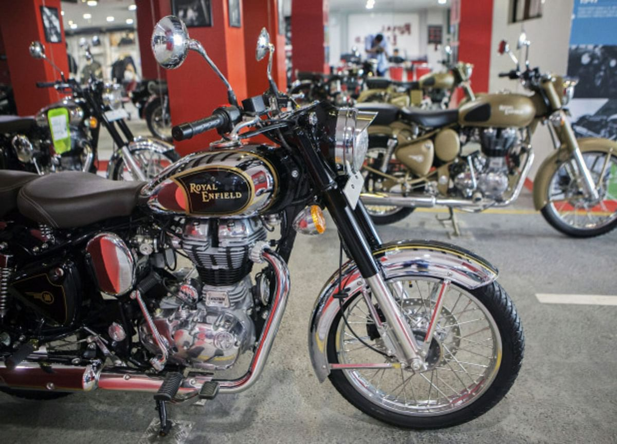 Royal Enfield, TVS Motor Resume Production At Plants With Minimal Staff