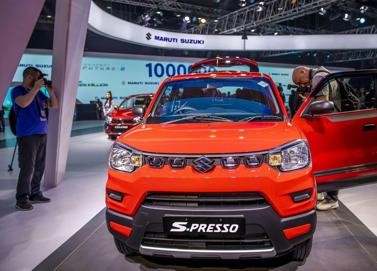 Maruti Suzuki Q4 Results: Profit Falls, Margin Narrows As Sales Drop 16%