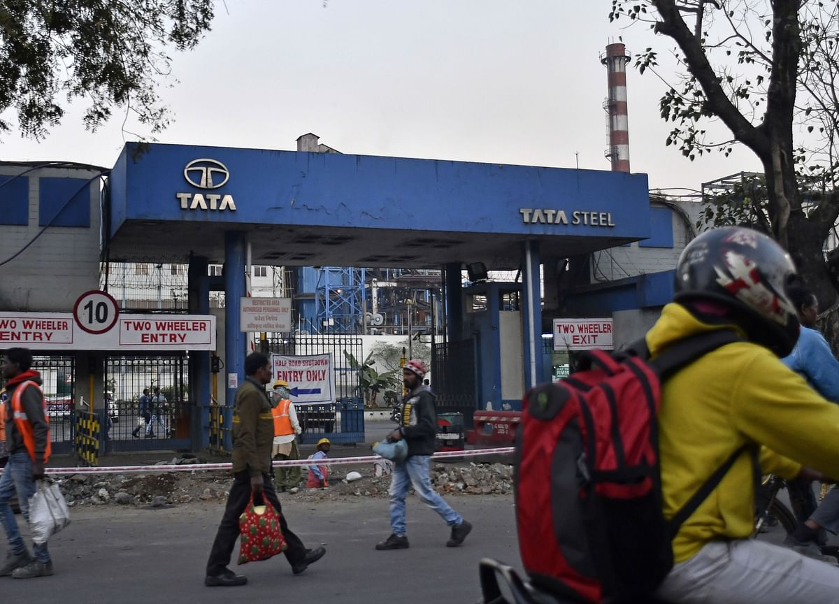 Tata Steel's India Output Grows 3% In Oct.-Dec., Sales Decline 4%