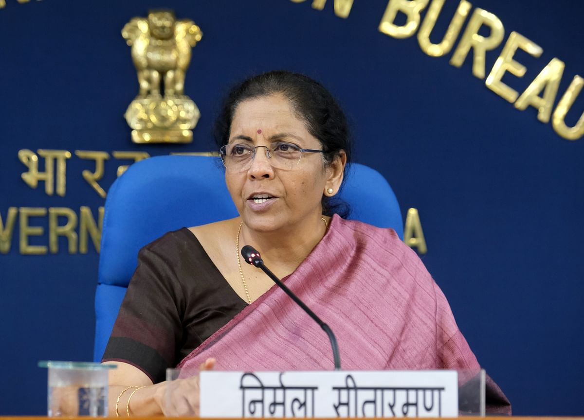 Public Sector Banks Sanction Rs 5.66 Lakh Crore Loan During March-April: Finance Minister