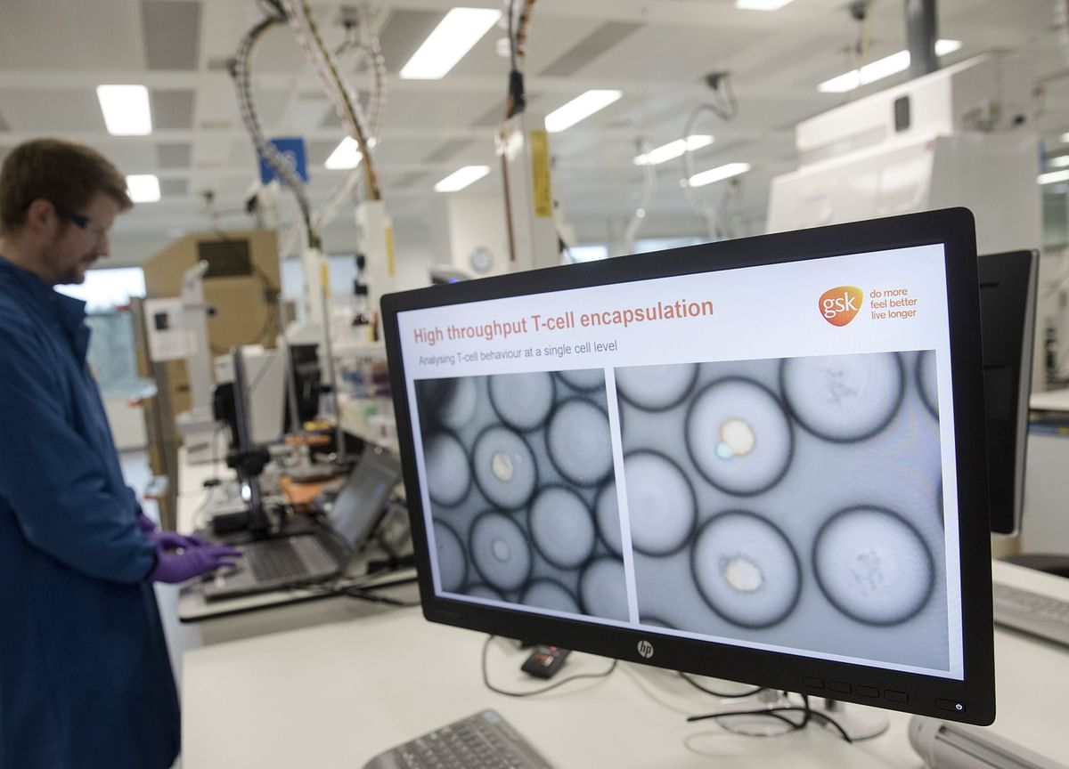 Glaxo to Make 1 Billion Doses of Pandemic Vaccine Booster