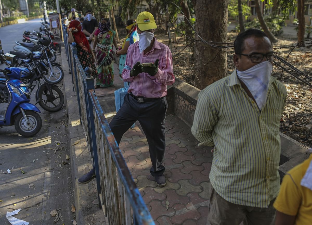 Mumbai's Covid-19 Cases Cross 15,000-Mark; Death Toll 595