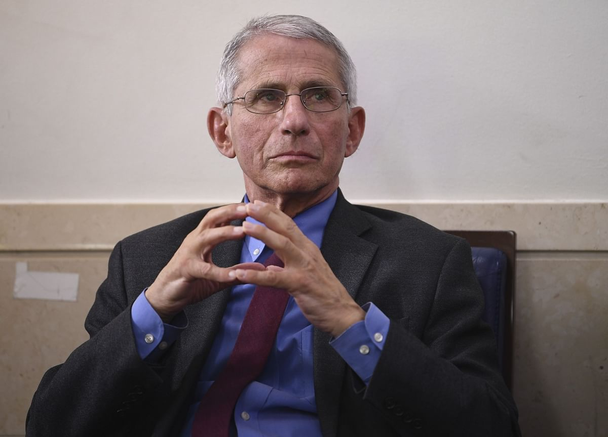 White House Blocks Fauci From Testifying to Congressional Panel