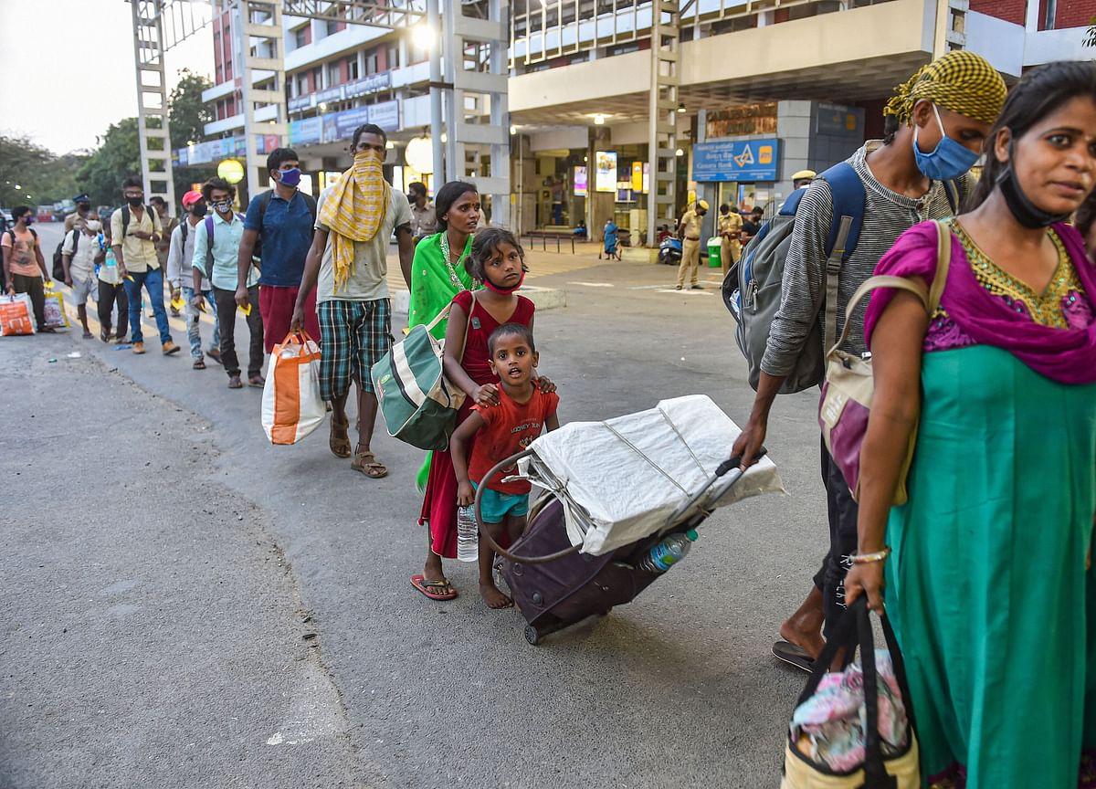 Coronavirus India Updates: Total Cases Top 1.06 Lakh; Over 3,300 Dead