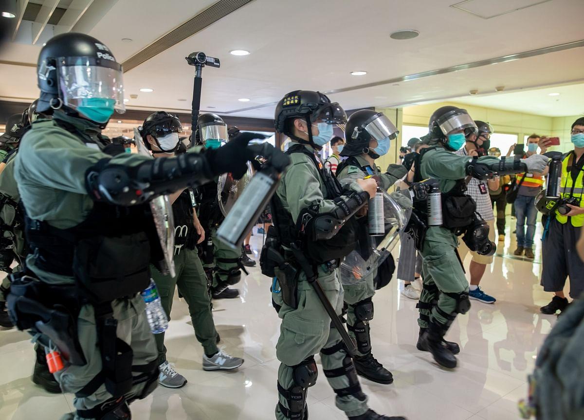 Senators Propose Sanctions on Chinese Officials Over Hong Kong