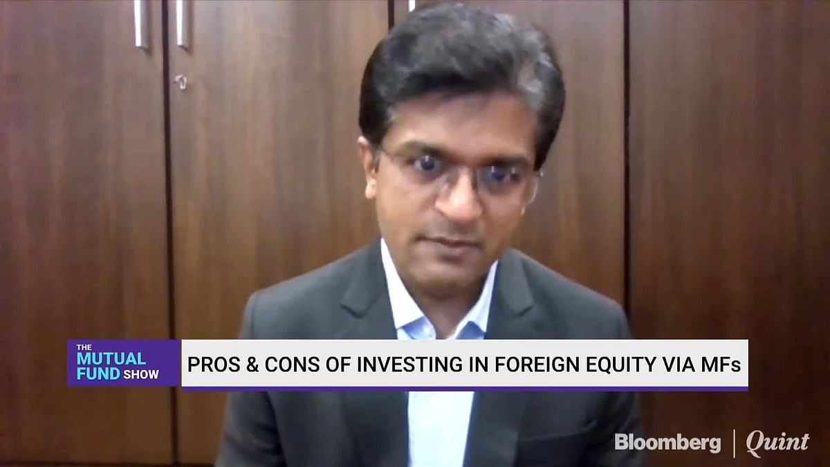 The Mutual Fund Show: Pros & Cons of Investing In Foreign Equity Via MFs