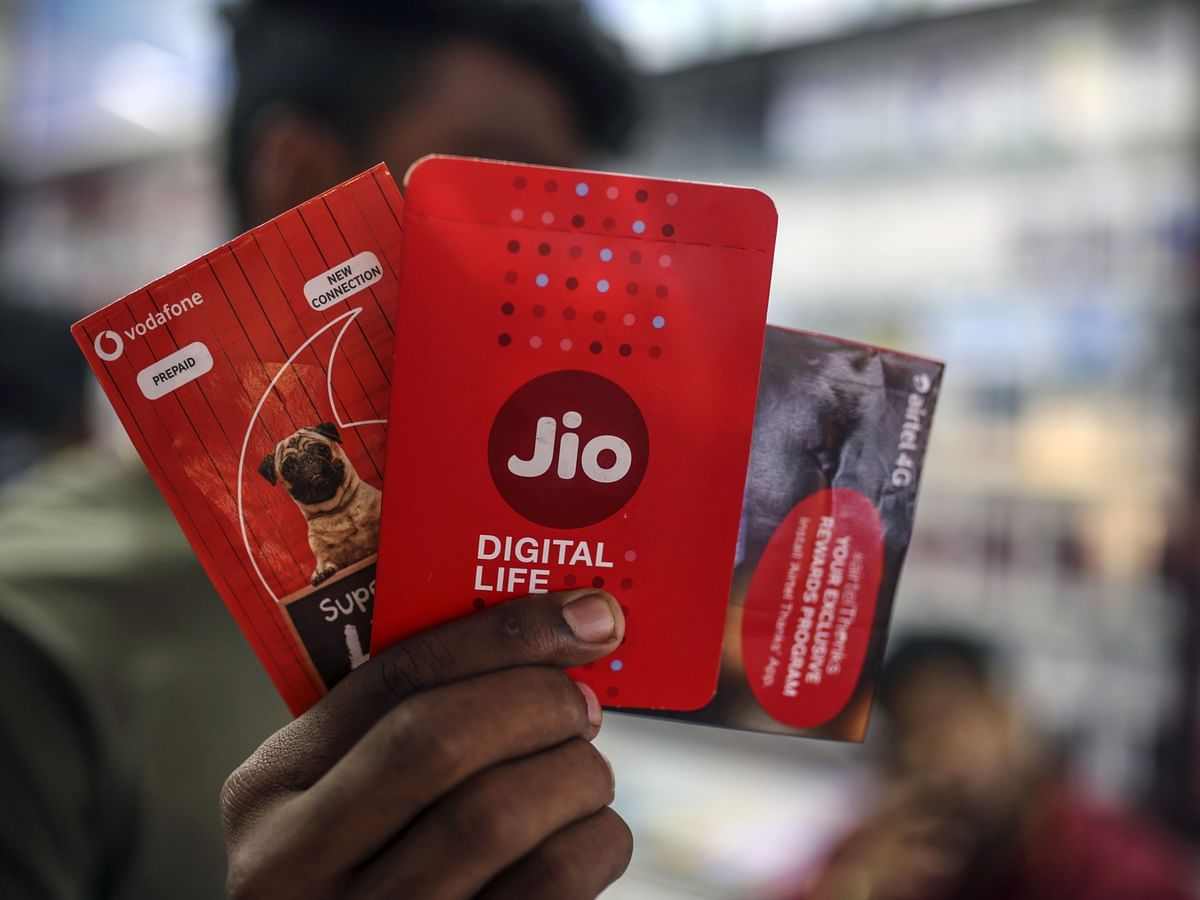 Jio Platforms' Overseas Listing Can Profit From U.S.-China Cold War