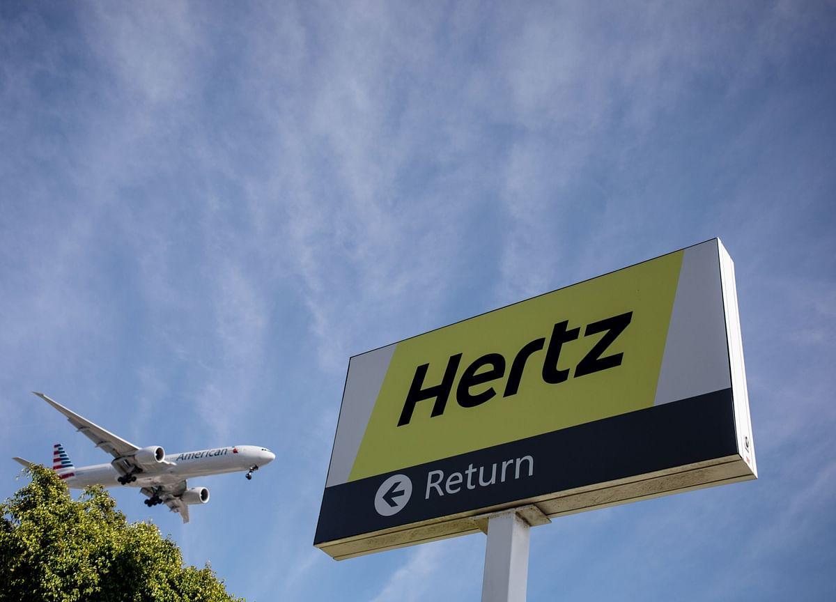 Hertz Gets Lenders' Forbearance in Bid to Avert Bankruptcy