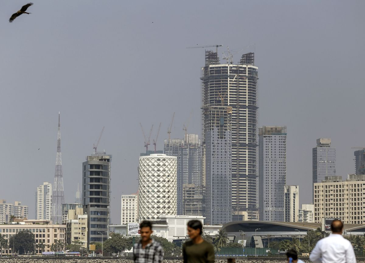 Blackstone-Backed REIT Sees India Office Demand Dipping in 2020