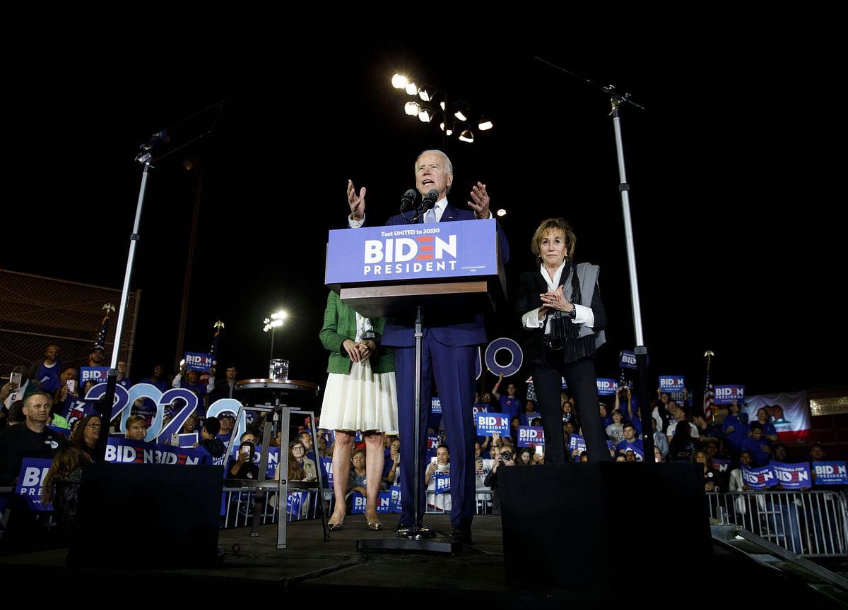 Biden, Warren Slam Trump's Weak Coronavirus Stimulus Oversight