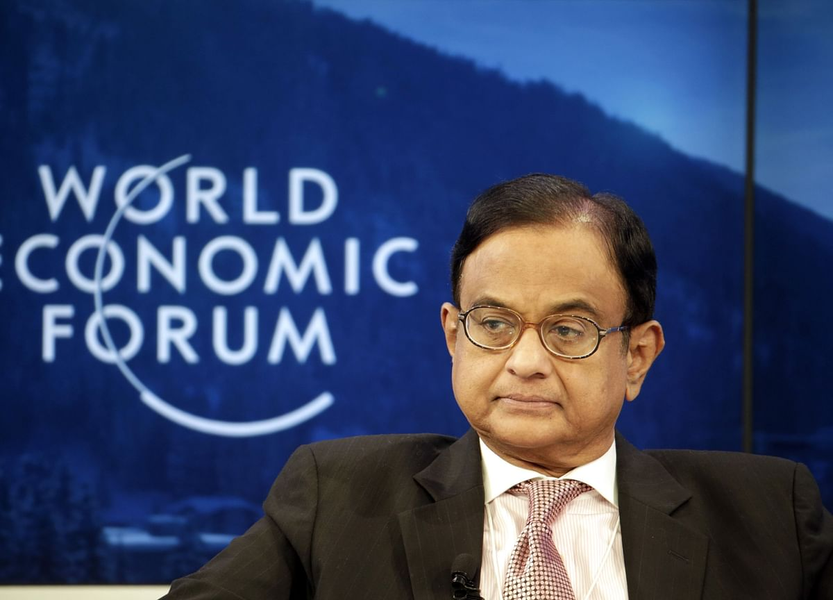 P Chidambaram Targets Government For Discontinuing RBI Bonds Scheme