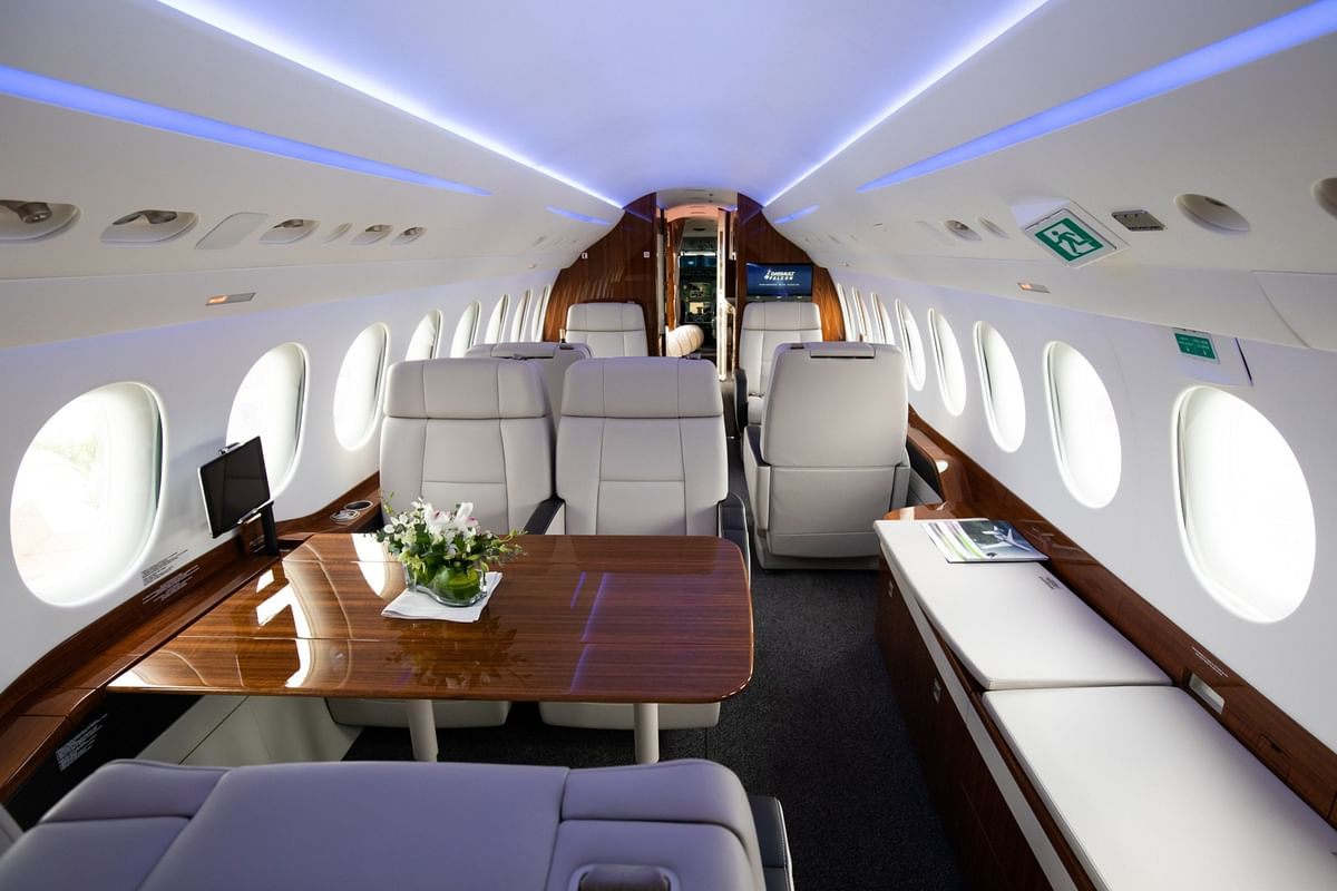 A Broader Clientele Is Boarding Private Jets In Pandemic Era