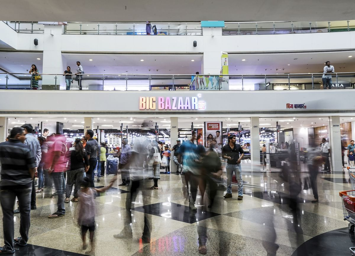 Amazon Weighs Direct Investment in India's Future Retail