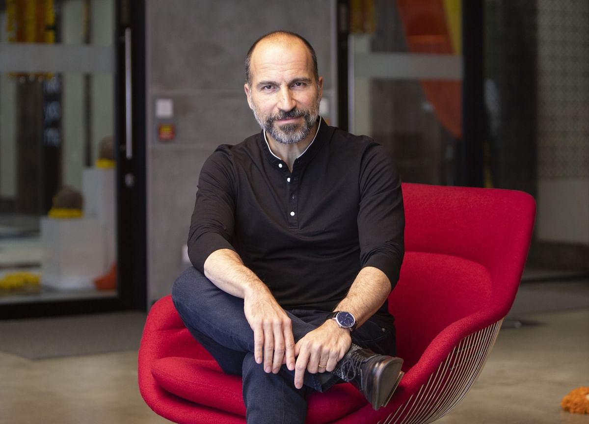 Uber's CEO, a Seasoned Dealmaker, Pursues His Biggest One Yet