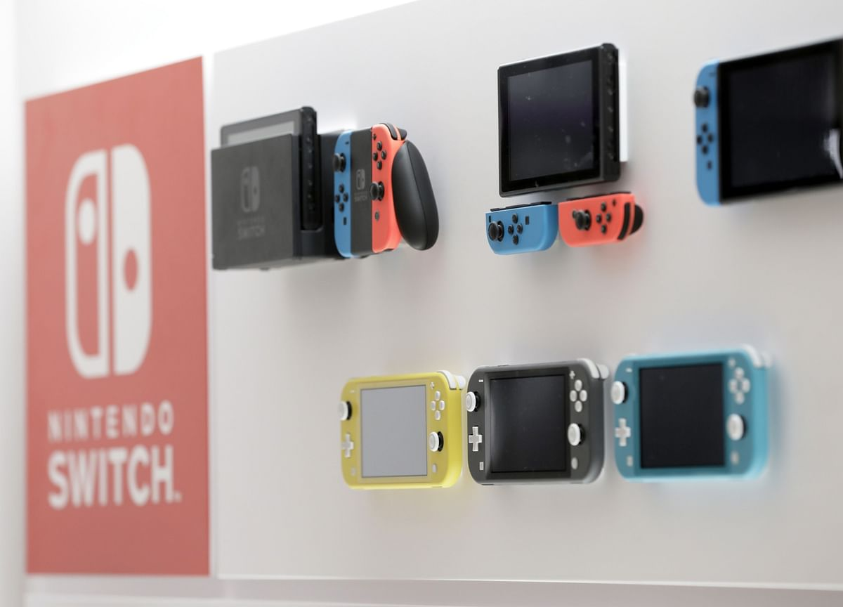 Nintendo Switch Is in High Demand, and There Aren't Enough of Them