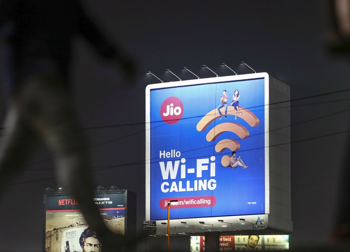 Reliance Jio's Broadband User Base Drops For The First Time In Five Months