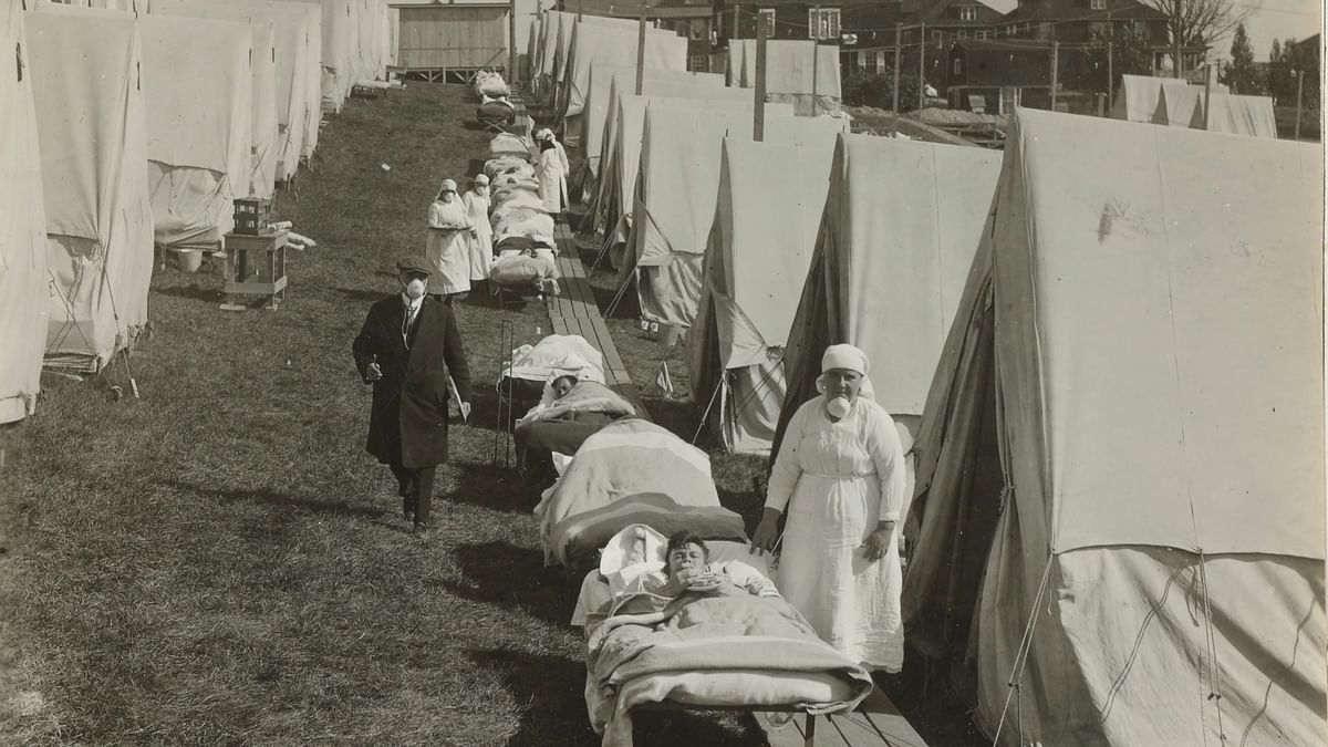 A Lesson from the Spanish Flu: Don't End Restrictions Too Soon