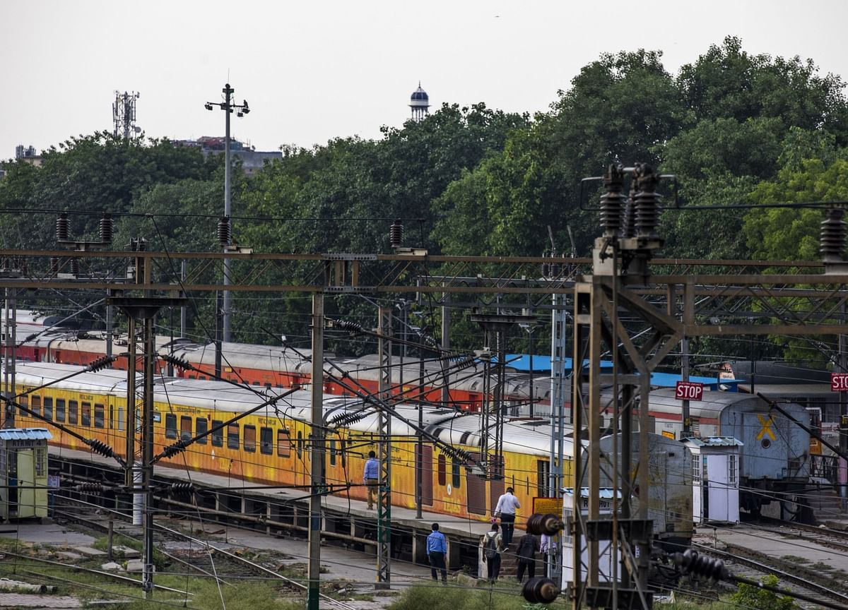 Indian Railways Expects Loss Of Up To Rs 35,000 Crore As Passenger Trains Lie Stranded