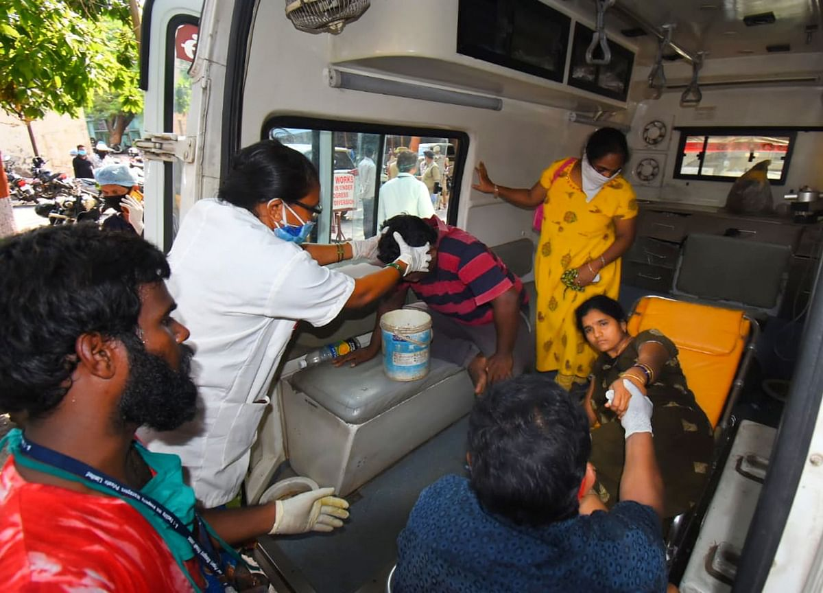 Vizag Gas Leak Caused By Glitch In LG Polymers' Refrigeration Unit: Official
