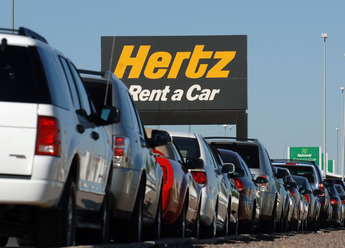 Hertz Says Survival Tied to Reducing Fleet to Fit New Normal
