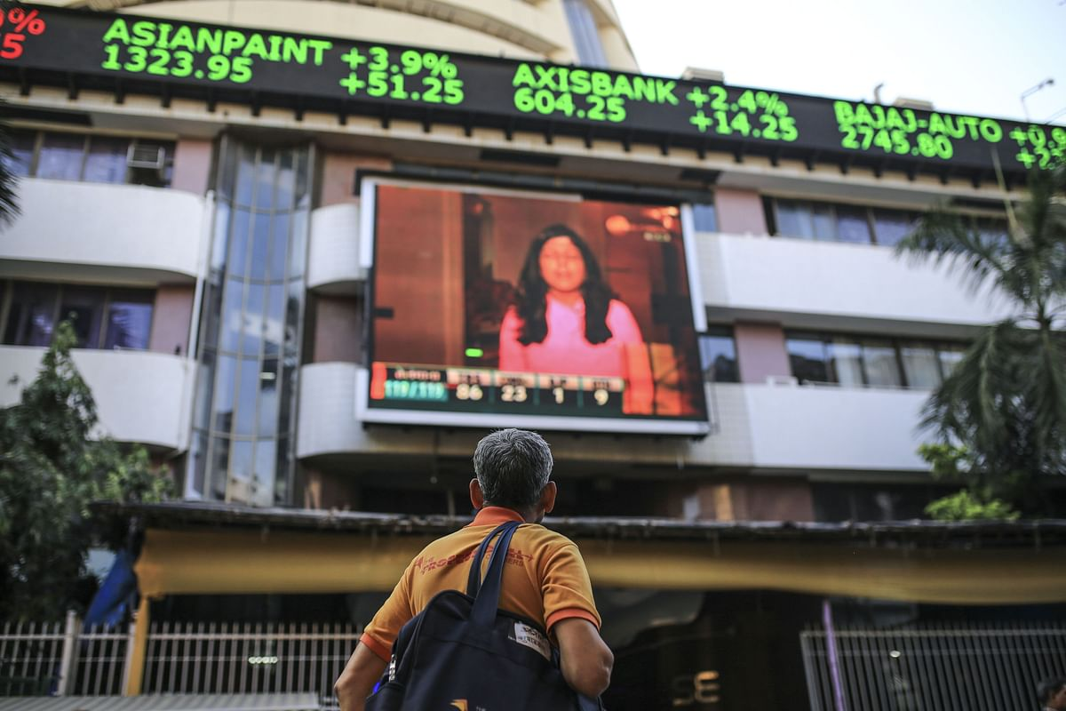 India's Lockdown Mints More Than a Million New Stock Traders