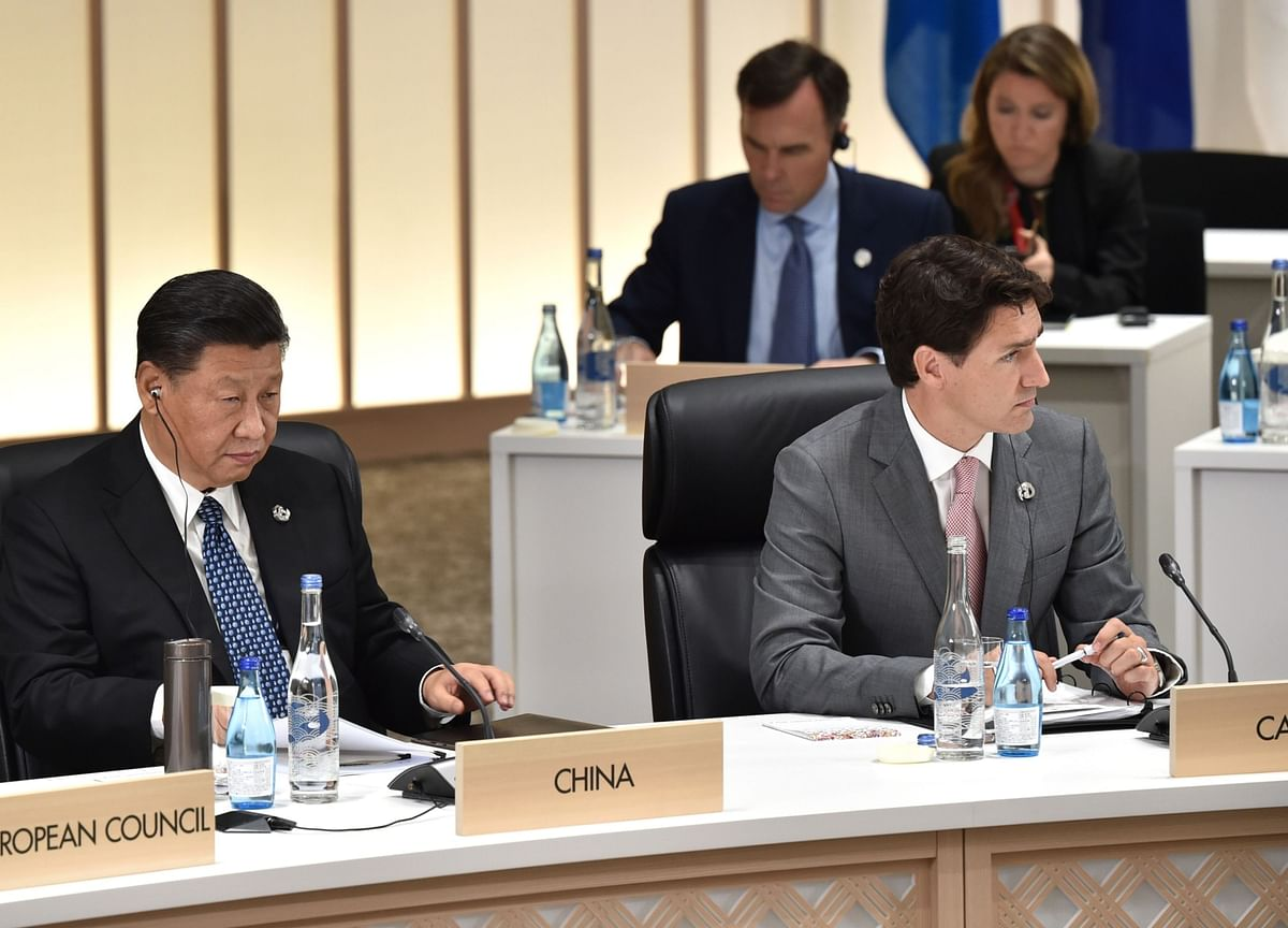 Huawei Ruling Makes Trudeau's China Challenge Even More Daunting