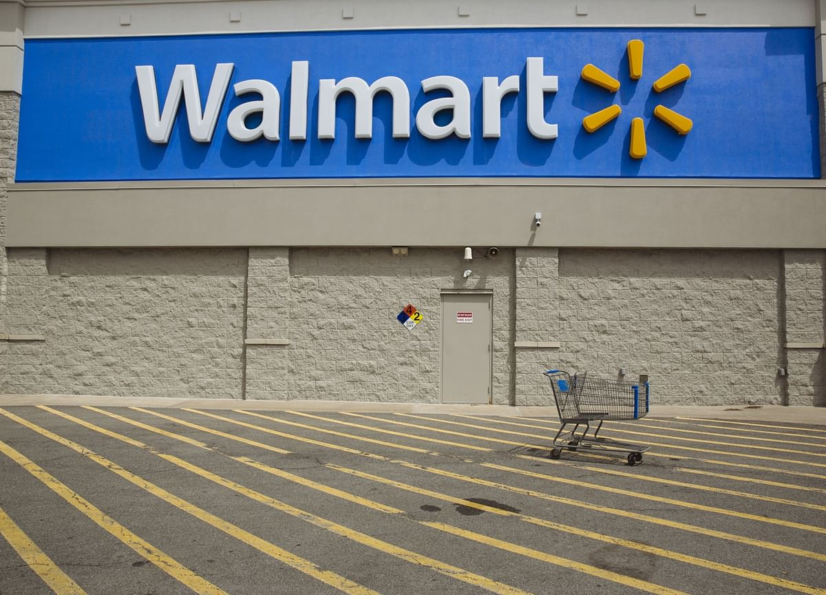 Walmart Sales Soar on Consumer Stockpiling and Online Shift