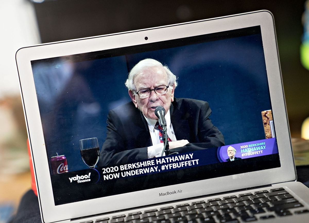 Berkshire's Shareholder Meeting Will Be Virtual Again Next Year
