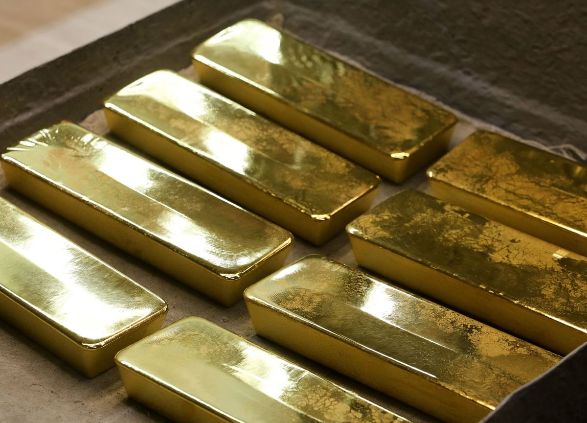 Gold Bars Fight Covid Kits for Space on the Plane