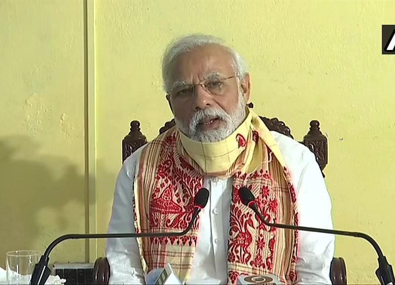 PM Modi Announces Rs 1,000 Crore Interim Relief For Cyclone-Hit Bengal