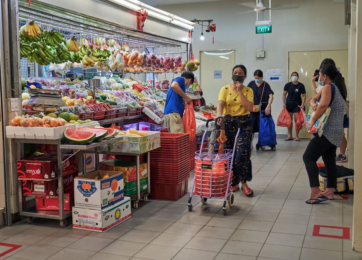 How Singapore Plans to Survive World's Impending Food Crisis