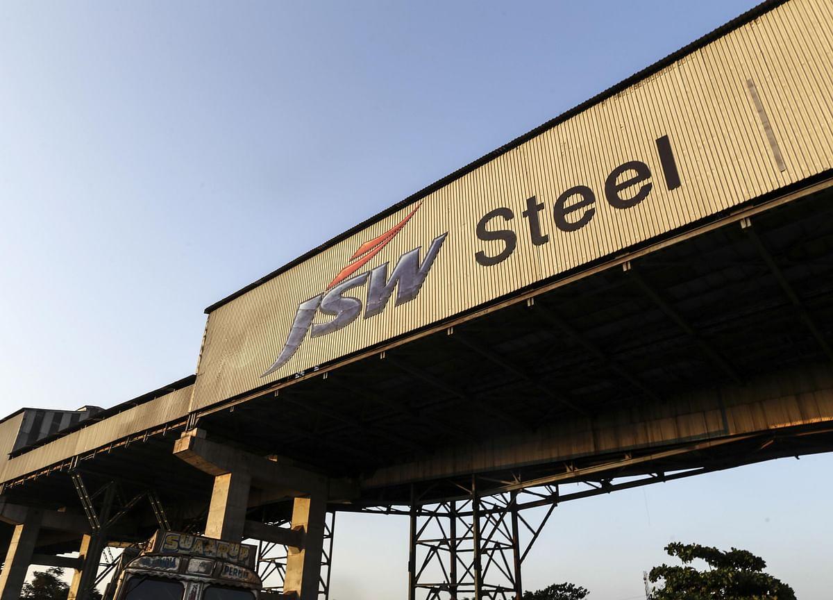 JSW Steel Output Slumps in April as Coronavirus Batters Economy