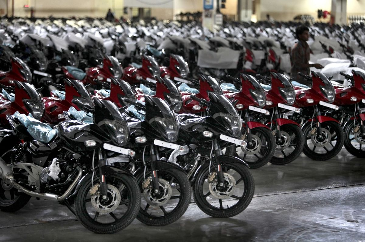 Bajaj Auto Annual Report Analysis - Exports Cushion Domestic Weakness: Motilal Oswal