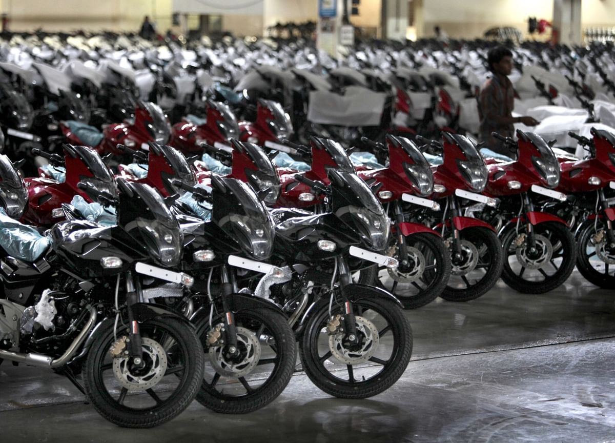 Two-Wheeler Sales On A Recovery Path, Says Bajaj Auto