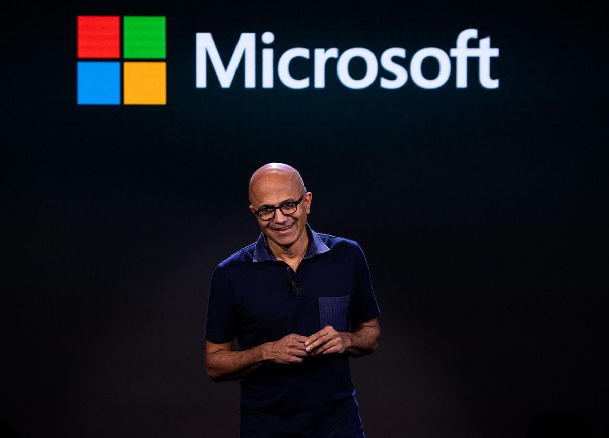 Microsoft Isin Talks to Buy Startup Softomotive