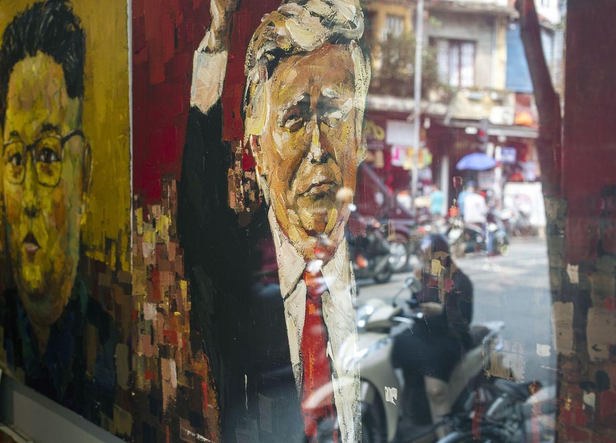 Trump Says He 'May' Talk to Kim Jong Un This Weekend