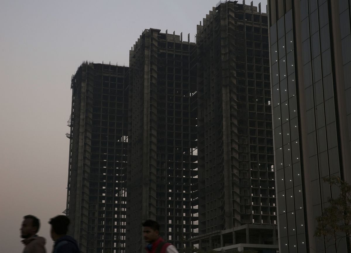 Realtors Start Construction In Gurugram, Waiting For Permission In Noida