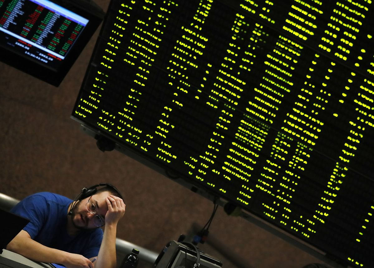 Volatility Rampant in Stock Market Where Optimism Still Abounds