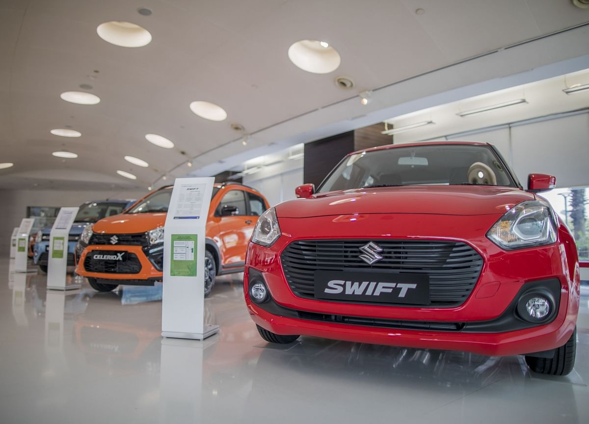 India Top Carmaker's Profit to Recover on Demand for Small Cars