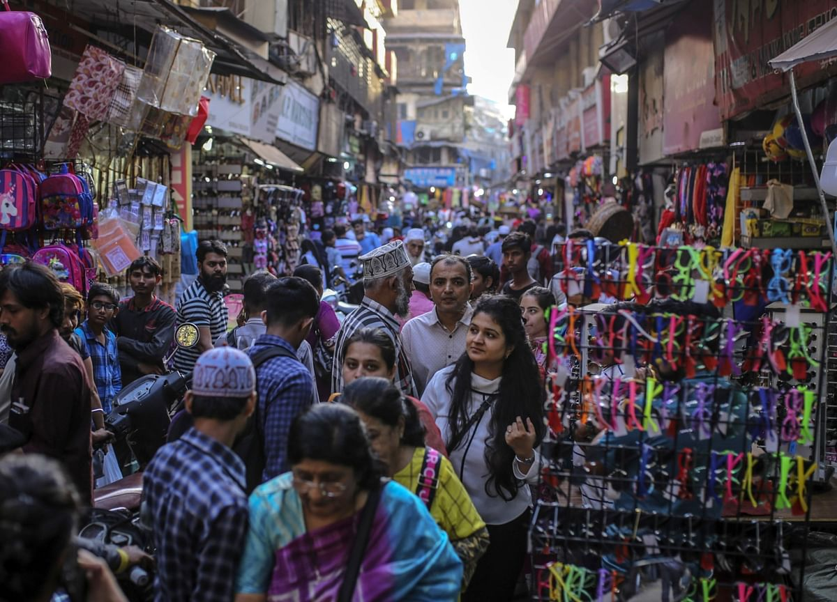 India's Reopening Is a Multicolored Mess
