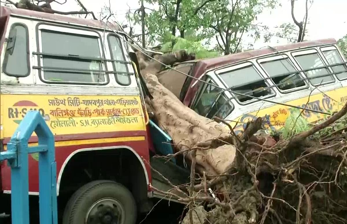 Cyclone Amphan Leaves Behind Trail Of Destruction In West Bengal, 12 Dead