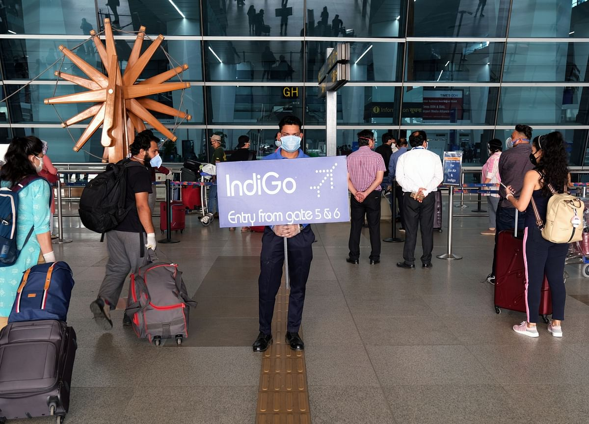 I Took One of India's First Flights in Months. It Was a Pain