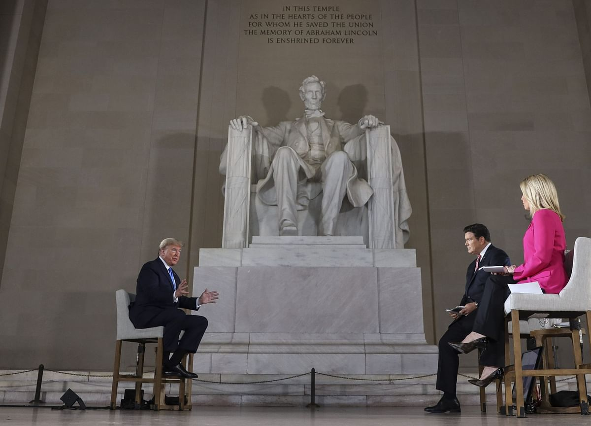 Trump and Lincoln Are Opposite Kinds of Presidents