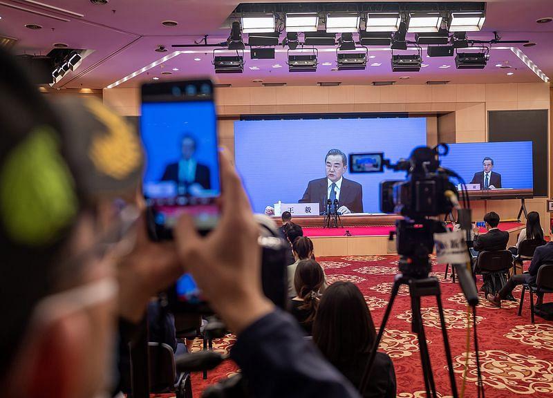 China Warns U.S. Politicians Pushing Nations Into 'New Cold War'