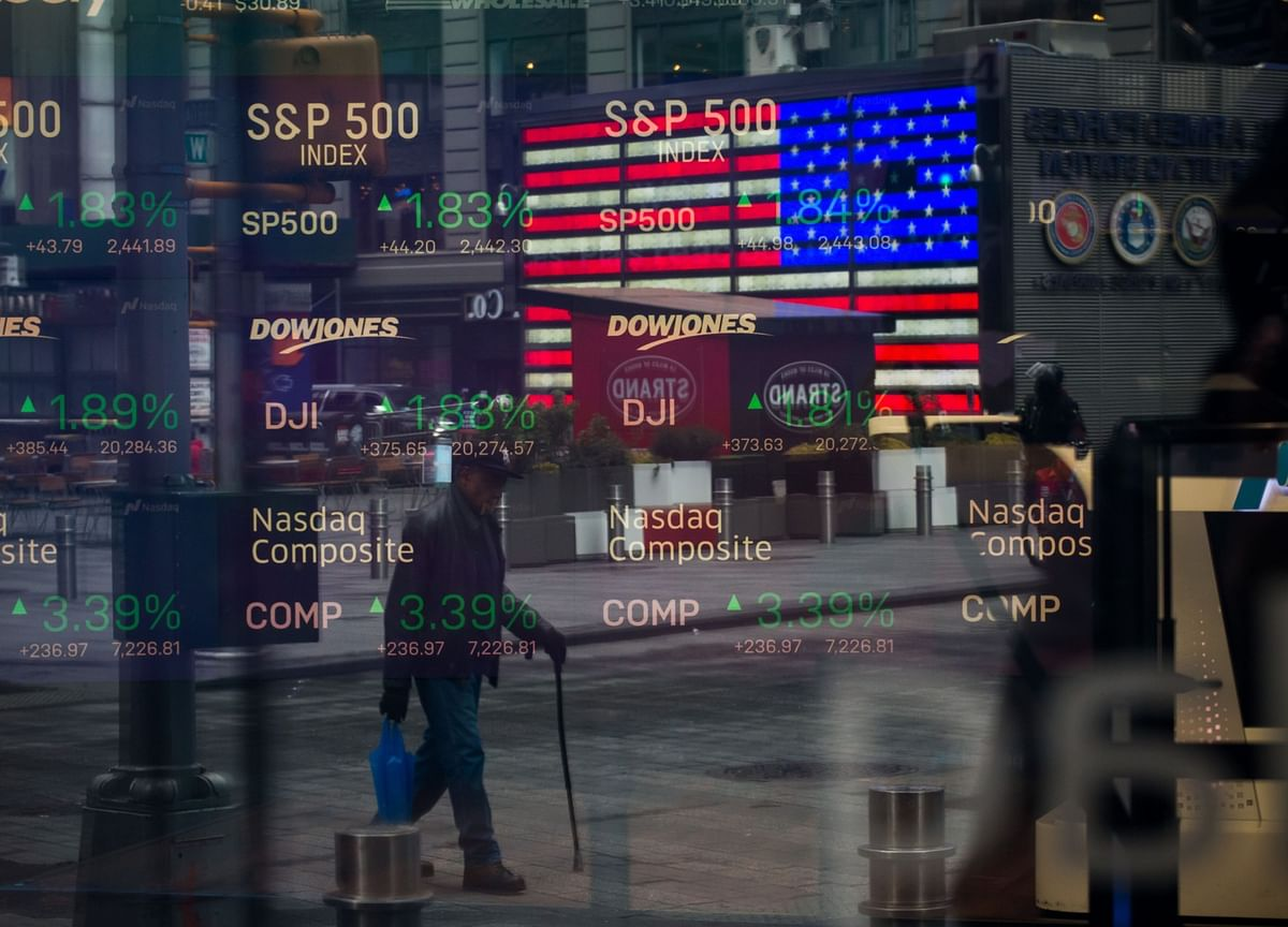 Stocks Surge to Record With Aid Deluge Imminent: Markets Wrap