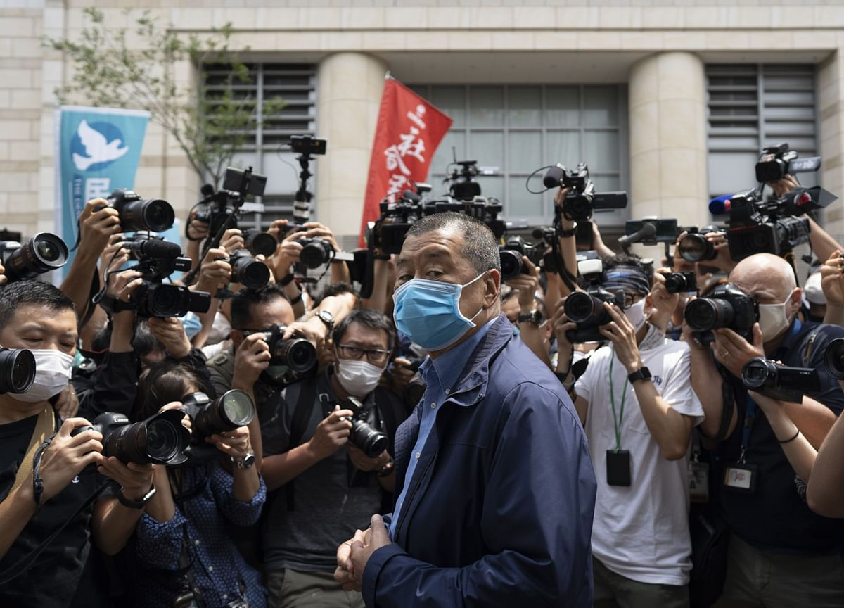 Some Hong Kong Democrats Want Trump to Hammer City's Economy