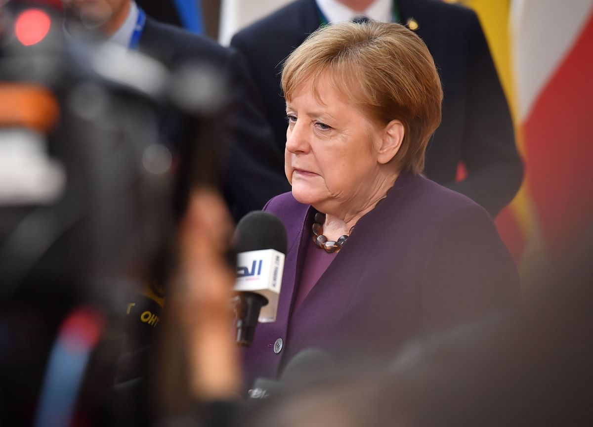 Merkel Says EU Has 'Strategic Interest' in Working With China