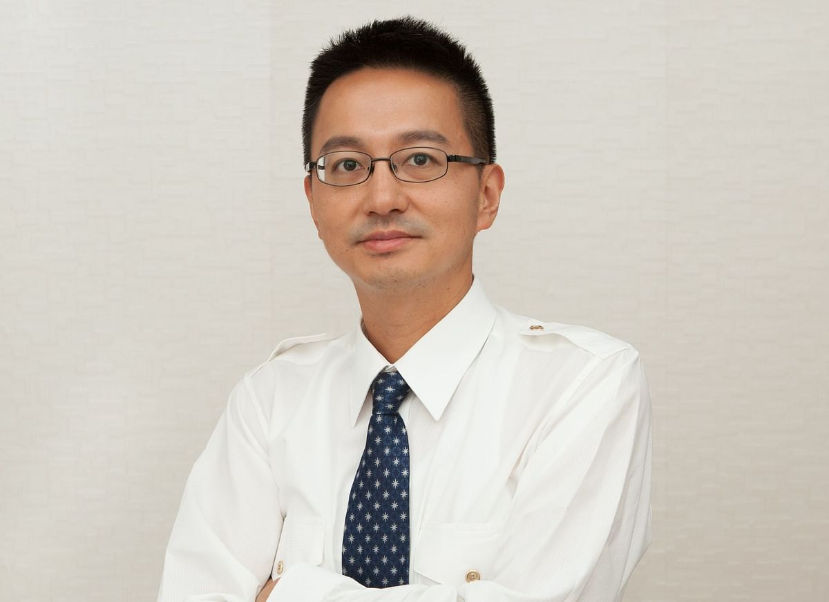 Philip Lo (Source: Taiwan Centers for Disease Control)